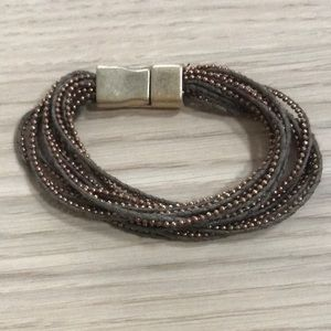 Brown bracelet from Nordstrom